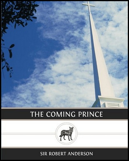 js_The Coming Prince - Sir Robert Anderson