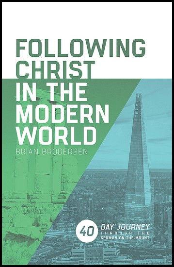 js_following christ - brian brodersen