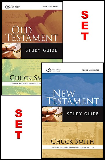 js_old testament new test study guide set - chuck smith