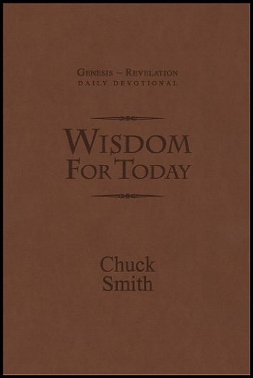 js_wisdom for today - chuck smith